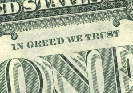 Beware of Greed! | TRUE LIFE MINISTRIES