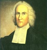 Jonathan Edwards (d. 1758) - Calvinist Puritan