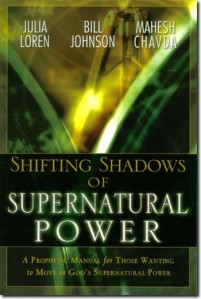 Julia Loren - Shifting Shadows of Supernatural Power