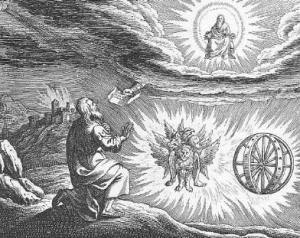 Ezekiel's Chariot Vision