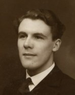 Leonard Ravenhill young