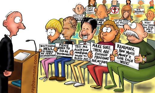 pastors compromise