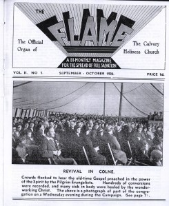 Ravenhill Tent Meeting 1936