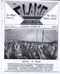 Ravenhill Tent Meeting 1936