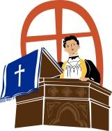 Preacher Pulpit