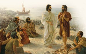Jesus and the Apostles