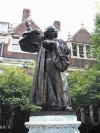 Whitefield Statue