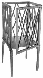 Whitefield's Portable Field Pulpit