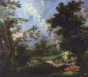 Michael Willmann - Jacob's Dream