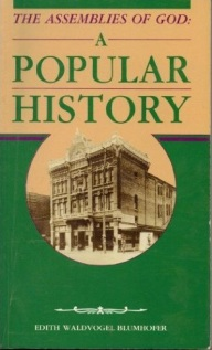Blumhofer - AG Popular History